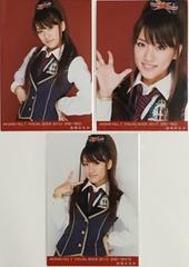 AKB48 BLT B.L.T VISUAL BOOK 2010 高橋みなみ 生写真 3枚セット