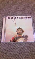 Aqua Timezの2枚組ベスト盤(^^)