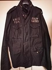 ワコマリア M65ジャケット