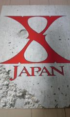 X JAPAN RETURNS �p���t���b�g Yoshiki hide ToshIHEATH PATA