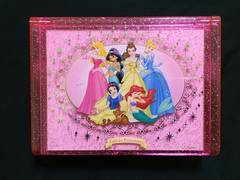 ☆Disney*Princesses☆鏡付きアクセサリーBOX*小物入れ