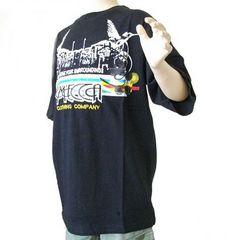 新品●Mecca 黒ロゴTシャツ 140cm
