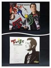 矢沢永吉 TWIST 初回限定盤 DVD/帯付 GRRC-35 スリーブケース仕様 中古