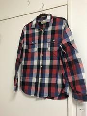 ザラ キッズ チェックシャツ f