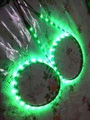 24V用LEDテープ50センチ2本  グリーン