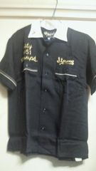 東洋 実名復刻KING LOUIEボーリングシャツ