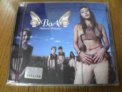 BOA CD Atlantis Princess 3集韓国K-POP