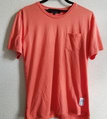 CAVARIA☆オレンジ ポケット付Tシャツ☆サーフ BITTER ビタ男