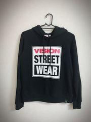 VISION STREET WEARパーカー