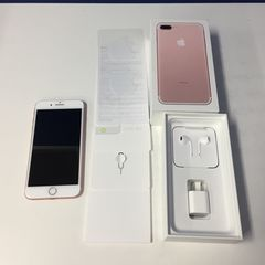 Apple au iPhone 7 Plus 256GB ローズゴールド MN6P2J/A
