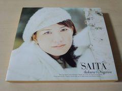 野川さくらCD「SAITA」初回盤 声優●