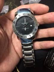 新品未使用 ブルガリノベルティ 腕時計