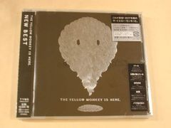 THE YELLOW MONKEY IS HERE. NEW BEST/未開封新品
