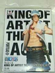 ワンピース KING OF ARTIST THE PORTGAS D ACE �U エース 海軍服