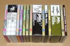 ジョジョの奇妙な冒険 Blu-ray 初回全9巻