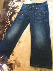 新品GAPギャップジーンズ150かっこいい定価7000円