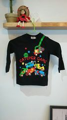 ミキハウス  90センチ 長袖Tシャツ