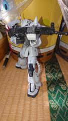 MG1/100  MS-06Fザク�U ホワイトオーガ