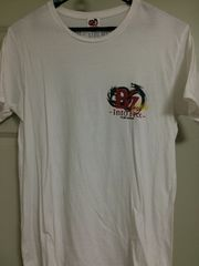 B'z INTO FREE EXTRA  2012 Tシャツ ホワイト XL  白