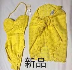 【新品】水着 ビキニ 日本製 サイズ  9M  訳あり