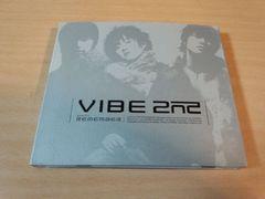 VIBE CD「2集 REMEMBER」韓国K-POP 男性R&Bユニット★