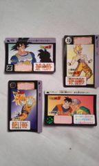 ドラゴンボールZのカード14枚