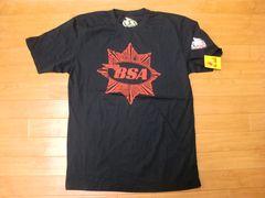 英国車 BSA Tシャツ Lサイズ 新品