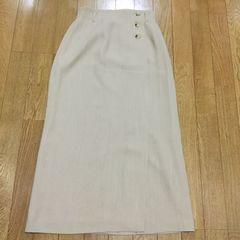 日本製 合わせタイプ ロングタイトスカート