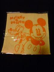 ディズニーミッキーミニタオル新品未使用 激安