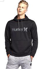 Hurley フリースパーカー サイズM