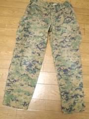 米軍 迷彩パンツ M-S