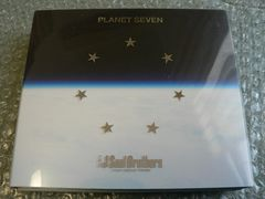 三代目 J Soul Brothers/PLANET SEVEN【CD+2DVD】初回盤/他出品