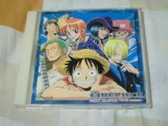 CD ONE PIECE BEST ALBUM ワンピース 主題歌集 ベストアルバム