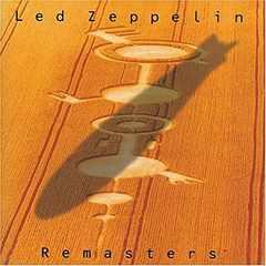 レッドツェッペリンLed Zeppelin 「2枚組ベストアルバム」日本盤