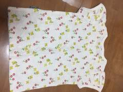 Seraph 半袖 Tシャツ 花柄 80