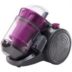 送料無料 新品 サイクロン掃除機 クリーナー パープル