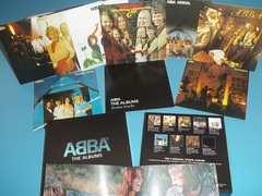 ABBAアバ紙ジャケ9枚組オリジナル全アルバムBOXセット+アルバム未収録曲集
