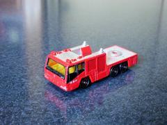 トミカ108 はしご付き消防車