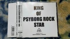 hide(ヒデ) KING OF PSYBORG ROCK STAR CD+DVD 2枚組ベスト