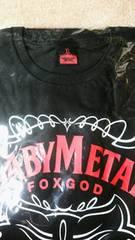 BABYMETAL/TOKYODOMEMEMORIAL/Tシャツ/size(XL)!