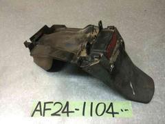 AF24 タクト ホンダ リア フェンダー SR ZX AF09 クレタク