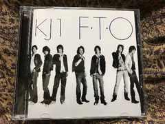 関ジャニ∞ KJ1 F・T・O FTO 初回限定盤DVD付き