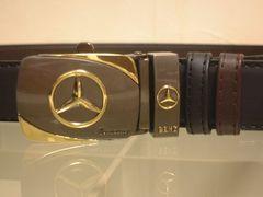 ★必見★激安★Mercedes-Benz★革ベルト★新品特価★SALE