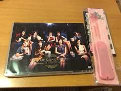 PV少女時代complete video collection2枚組DVDペンライトgirls