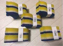 【お得】IKEA(イケア)SNABBAKATスポンジ,ブルー.イエロー5セット
