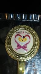 ディズニー TDS バレンタイン スウィート ダッフィー 30周年 スーベニア スプーン