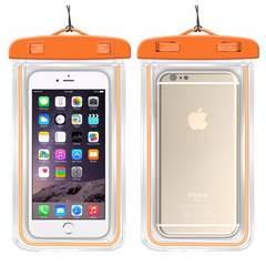 iphoneXs/MAX/8 防水ケース ネックストラップ付属 防水ポーチ o
