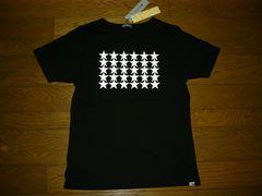 新品rebellion-opsリベリオンオプスTシャツ黒3星☆カットソーAKM