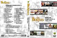 ビートルズ SINGLES COMPLETE PV集 The Beatles