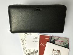 コーチ 財布 COACH 新品 F74769 メンズ 長財布